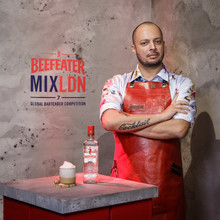 Beefeater MIXLDN - Luciano Guimarães
