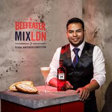 Beefeater MIXLDN - Jose Anibal Huayllani