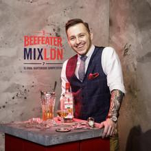 Beefeater MIXLDN - Patryk Kowalski