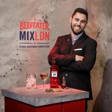 Beefeater MIXLDN - Pavlos Aslanidis