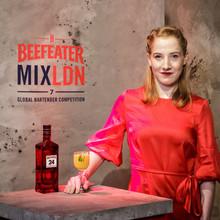 Beefeater MIXLDN - Hana Graclikova