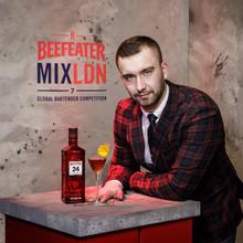 Beefeater MIXLDN - Miroslav Telehanič