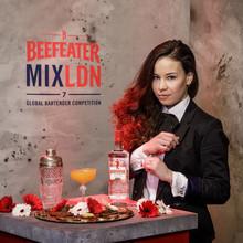 Beefeater MIXLDN - Marianna Kozanyiova