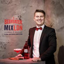 Beefeater MIXLDN - Mikk Kelder