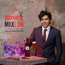 Beefeater MIXLDN - Keanu Batista