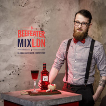 Beefeater MIXLDN - Clément Cariou