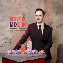 Beefeater MIXLDN - Simon Epale