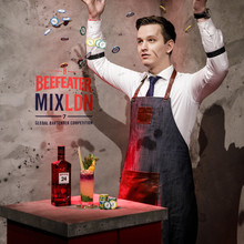 Beefeater MIXLDN Global Winner - Maxim Schulte
