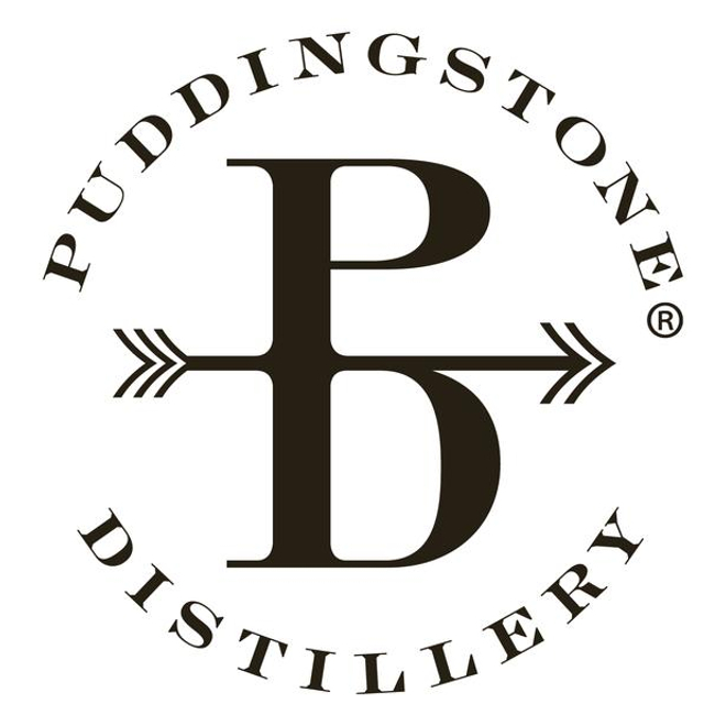 Produced by Puddingstone Distillery