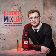 Beefeater MIXLDN - Alex Walker