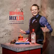 Beefeater MIXLDN - Corey Squarzoni