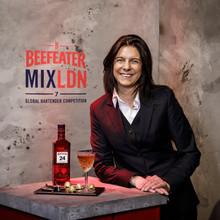 Beefeater MIXLDN - Manuela Lerchbaumer
