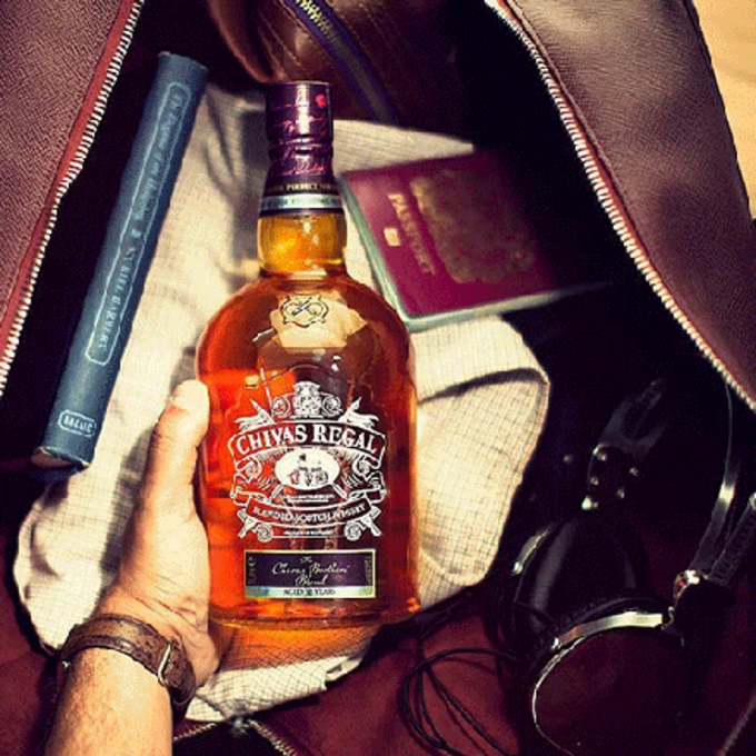 Life as the Chivas Regal Global Brand Ambassador image 1