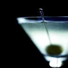 Today is Martini Day & A.S. Crockett's birthday image
