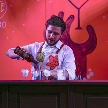 Havana Club Cocktail Grand Prix - Aleksandr Liah