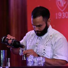 Havana Club Cocktail Grand Prix - Marios Vlaxakis