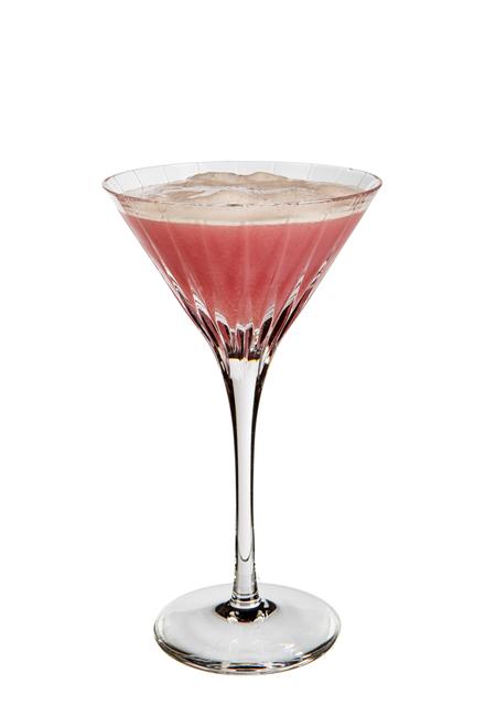 Scots Breakfast Martini image
