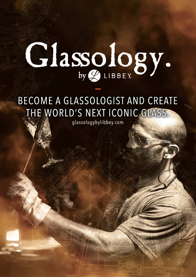 Glassology by Libbey Design Contest image 1