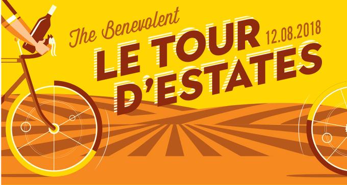 The Benevolent's Tour D'Estates Ride image 1