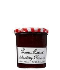 Strawberry conserve jam image