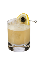 Whiskey Sour (no added sugar & low-calorie) image