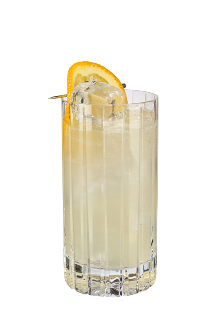 Vodka Collins (no added sugar & low-calorie) image