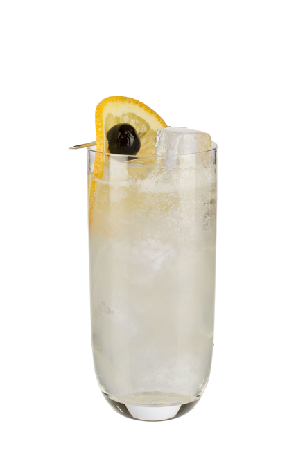 Tom Collins (no sugar & low-calorie) image