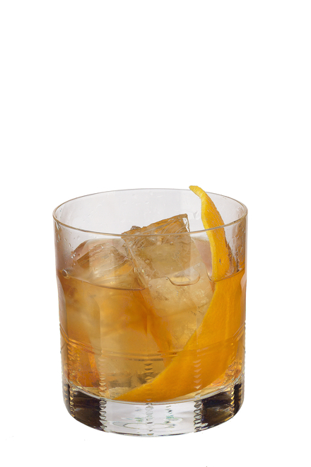 Old Fashioned (no sugar & low-calorie) image