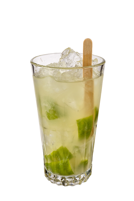 Caipirinha No Added Sugar And Low Calorie Cocktail Recipe