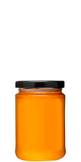 Raw orange blossom runny honey image