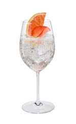 Grapefruit & Rose Seltz image