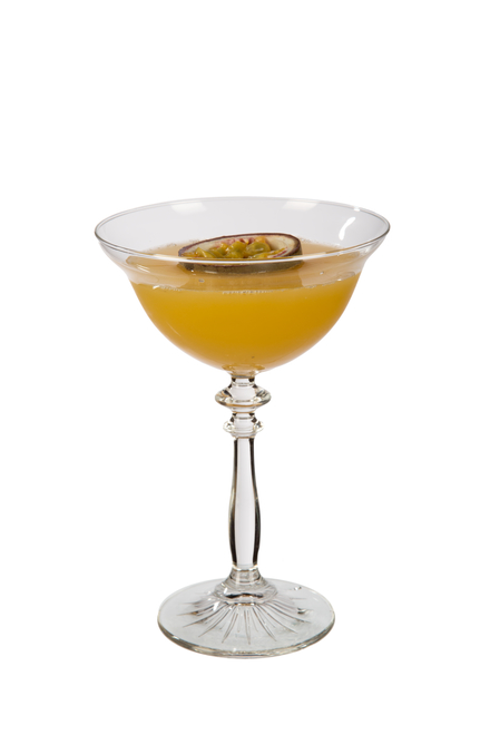 Passion Fruit Martini (simple) image