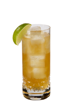Dark 'N' Stormy (Difford's recipe)