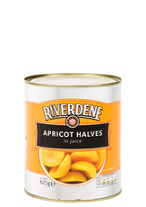 Fresh or tinned apricot image
