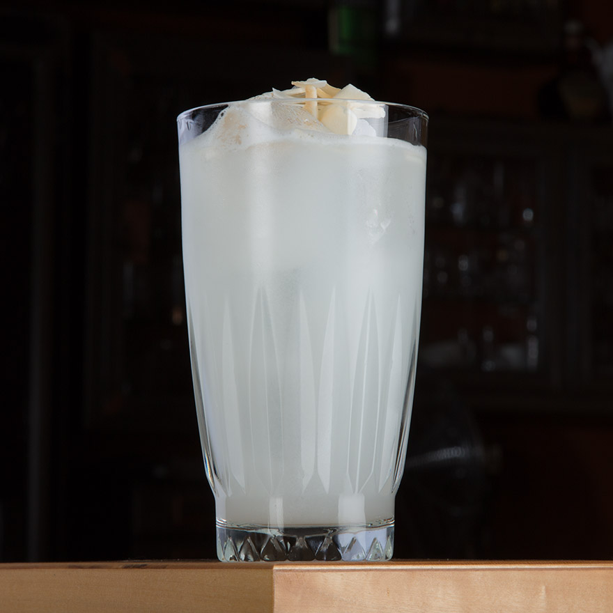 Coconut Rum Punch image
