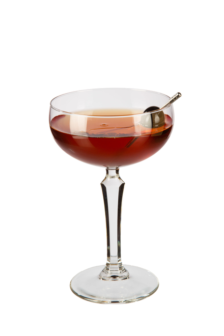 Tequila Manhattan image
