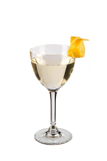Vodka Silver Bullet image