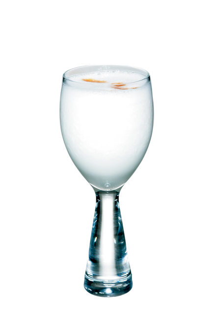 Pisco Sour (Traditional Recipe) image
