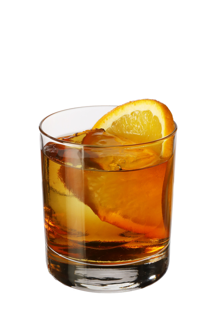 Spiced Rum Negroni image