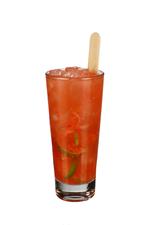 Strawberry Caipirinha image