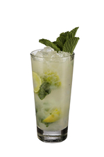 French Mojito (absinthe-based) image
