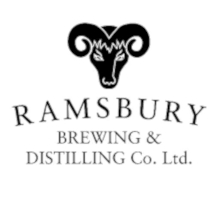 Produced by Ramsbury Brewing & Distilling Co.
