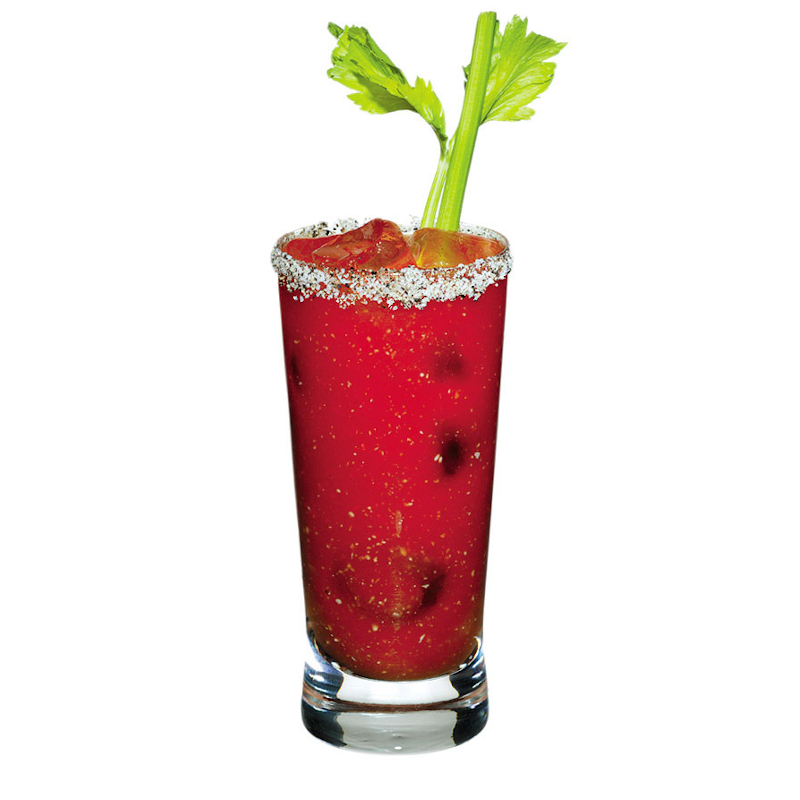 Bloody Mary Modern Recipe