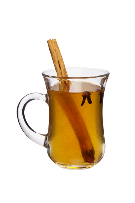 Hot Toddy (Hot Scotch & Lemon) image