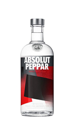 Pepper flavoured vodka
