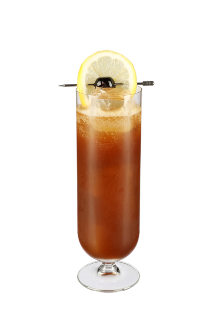 Coffee Collins image