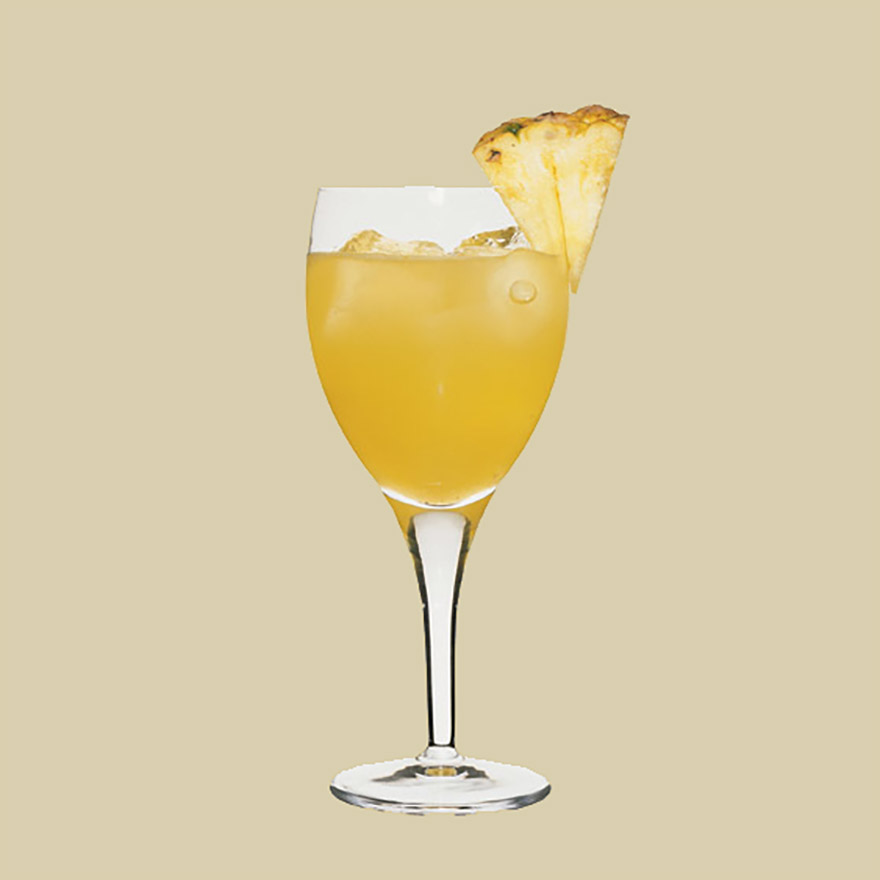 Pisco Punch (Micheli's recipe) image