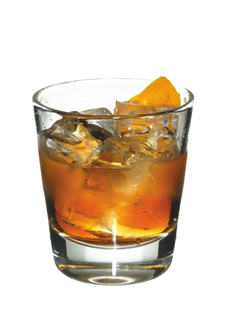 Maple Old Fashioned image