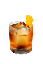 Maple Rum Old-Fashioned image