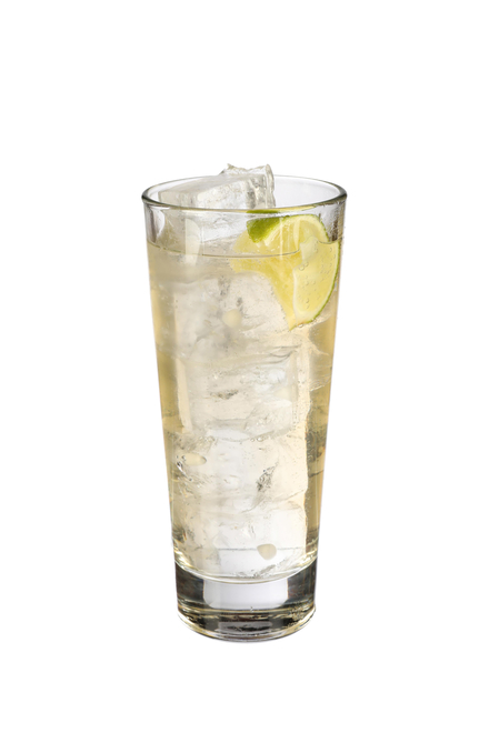 Grappa & Ginger Highball image